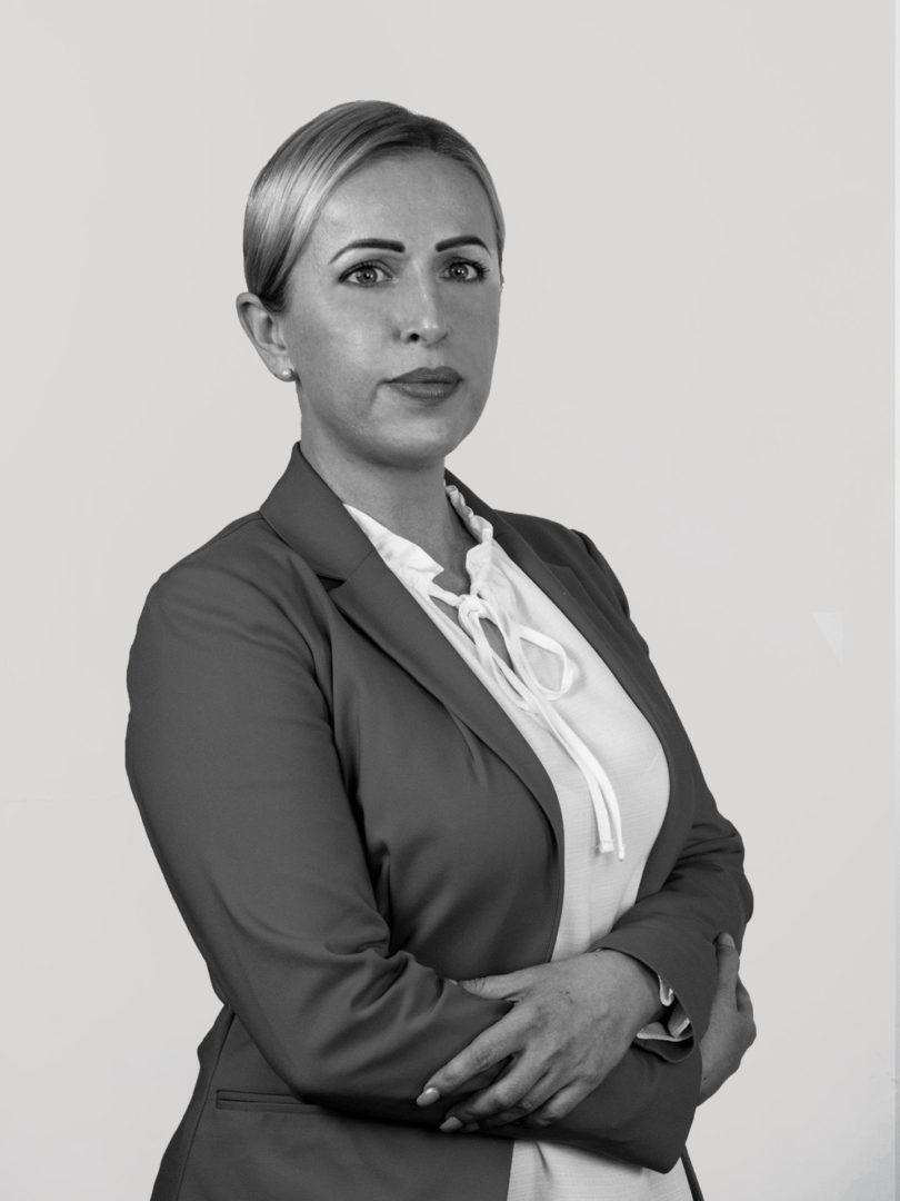 Katarina Gramblickova - Head of Accounts and Finance